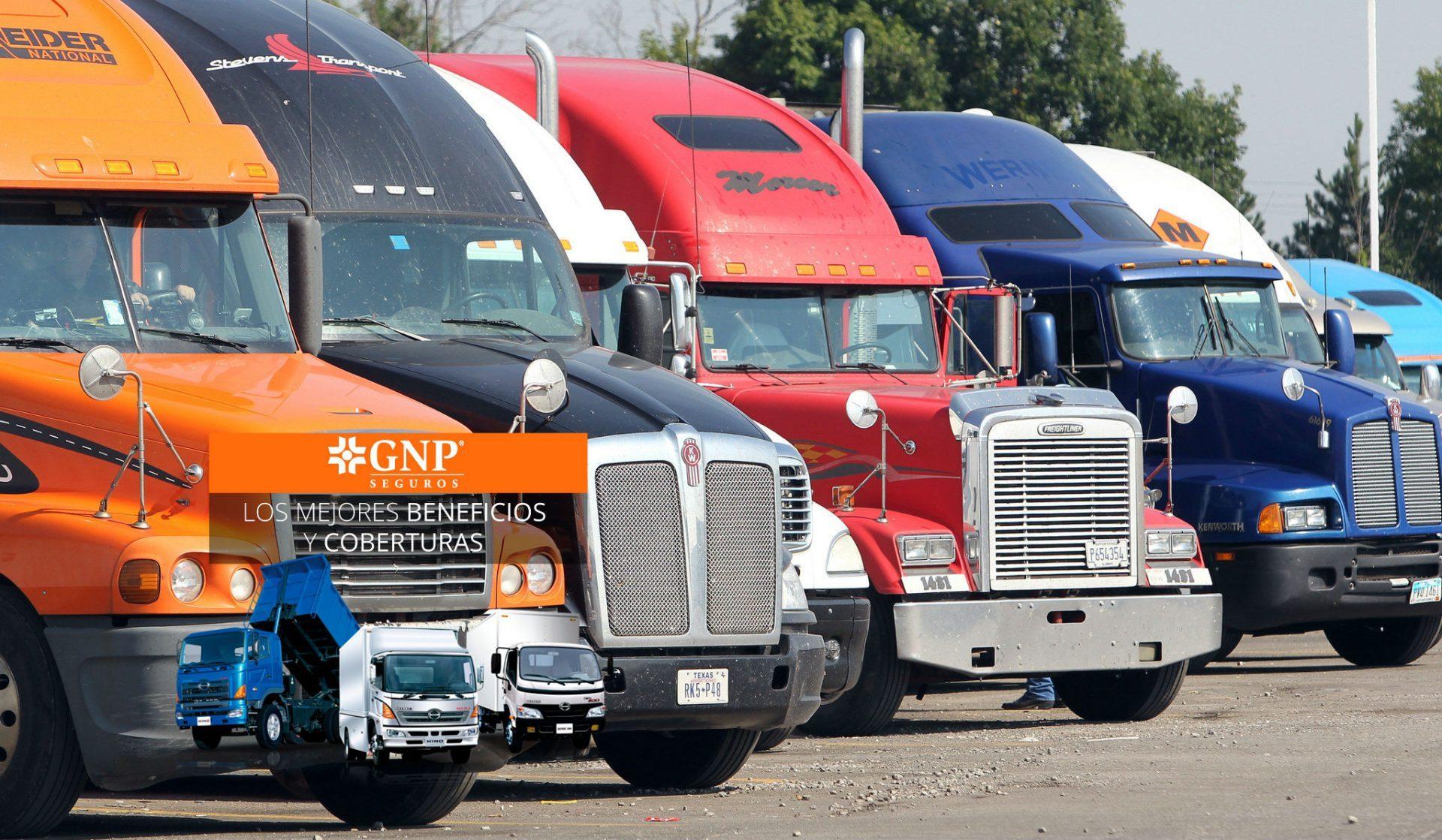 Seguros para camiones de carga en México